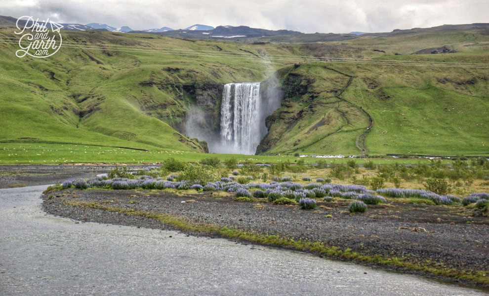 Iceland-south-Skogafoss-waterfall-2-travel-review
