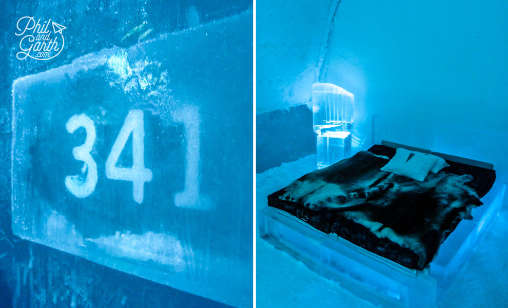 Our room Ice Room 341