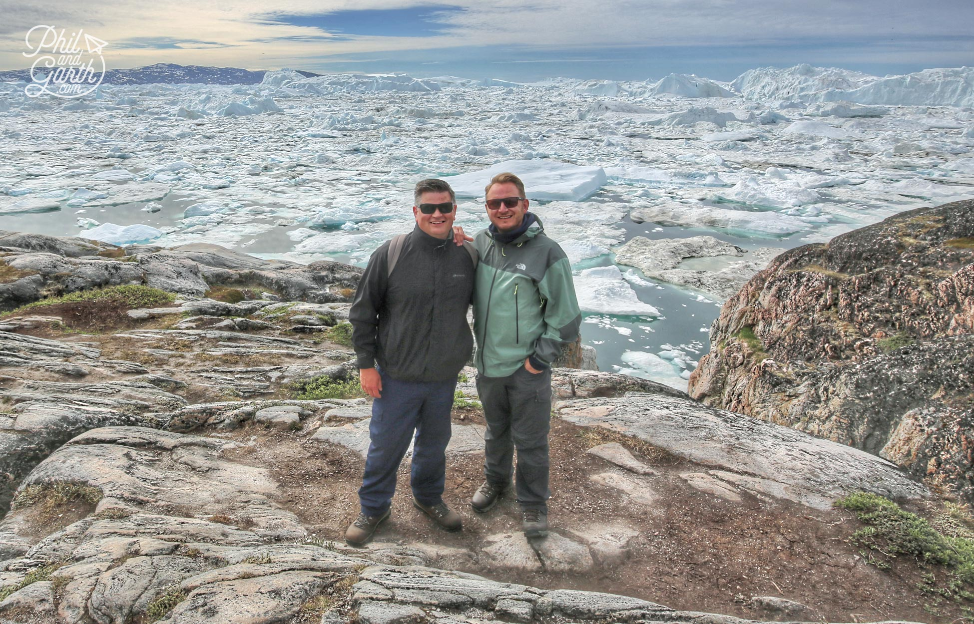 Phil and Garth's Top 5 Ilulissat Tips