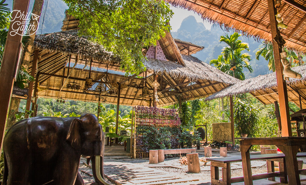 khao_sok_elephant_hills_reception_area_travel_review_and_video