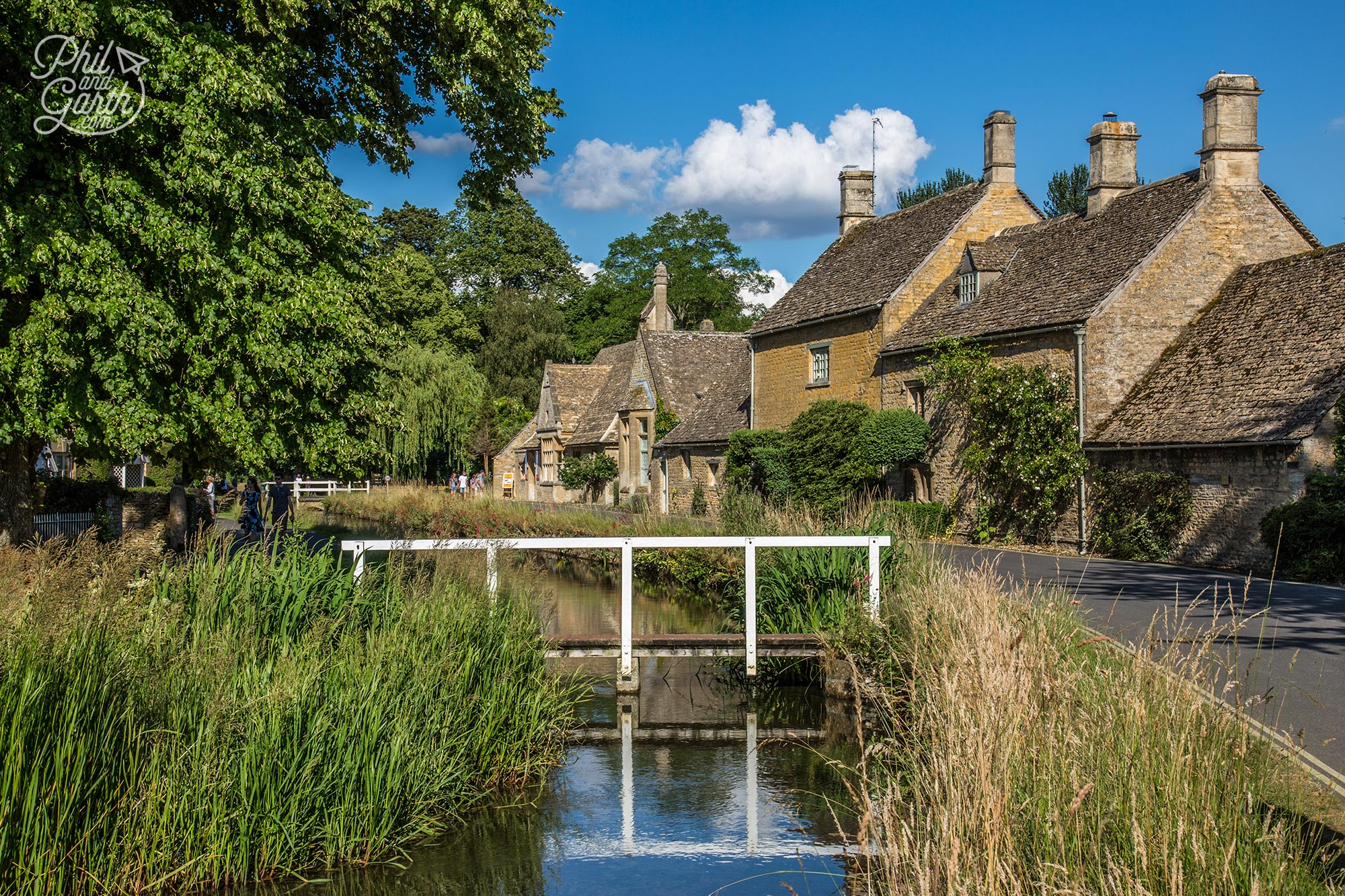 Picturesque Lower Slaughter