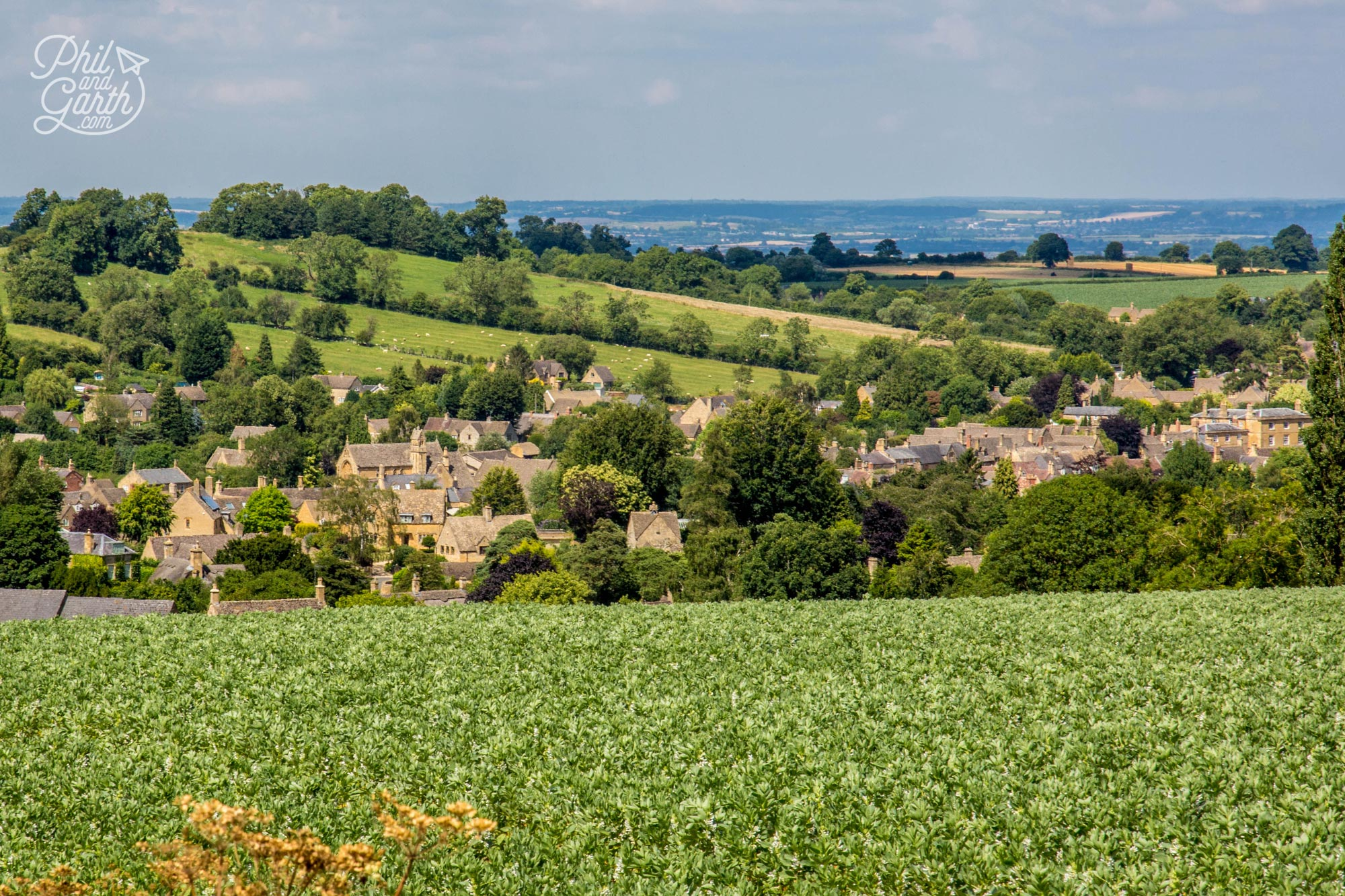 View of Chipping Campden