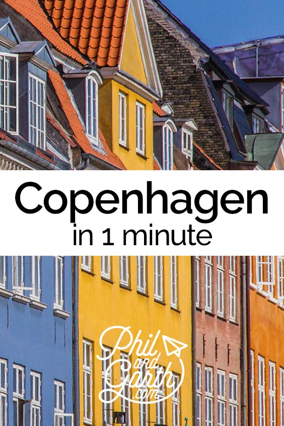 Watch Copenhagen, Denmark in 1 minute or read our travel guide.