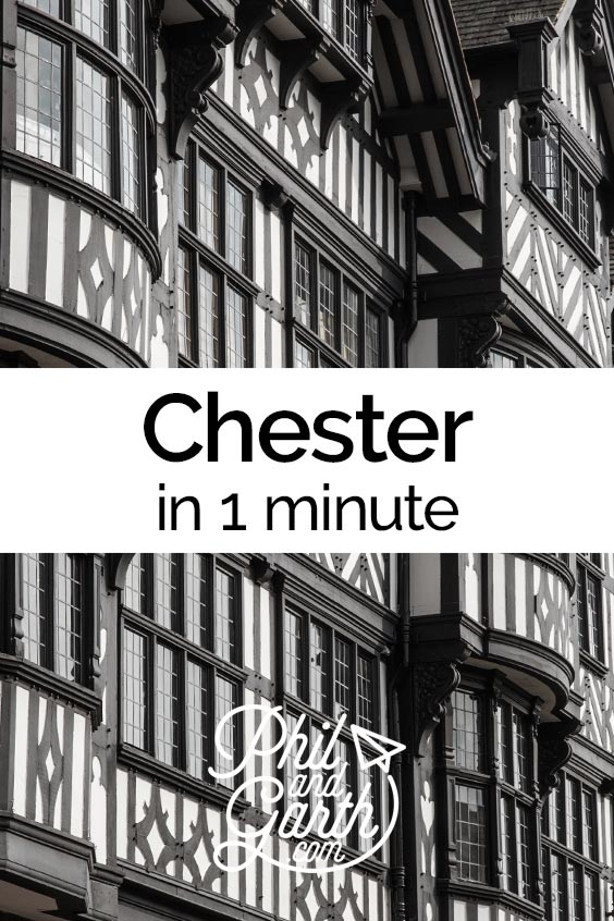 Watch Chester, North West England in 1 minute or read our travel guide.