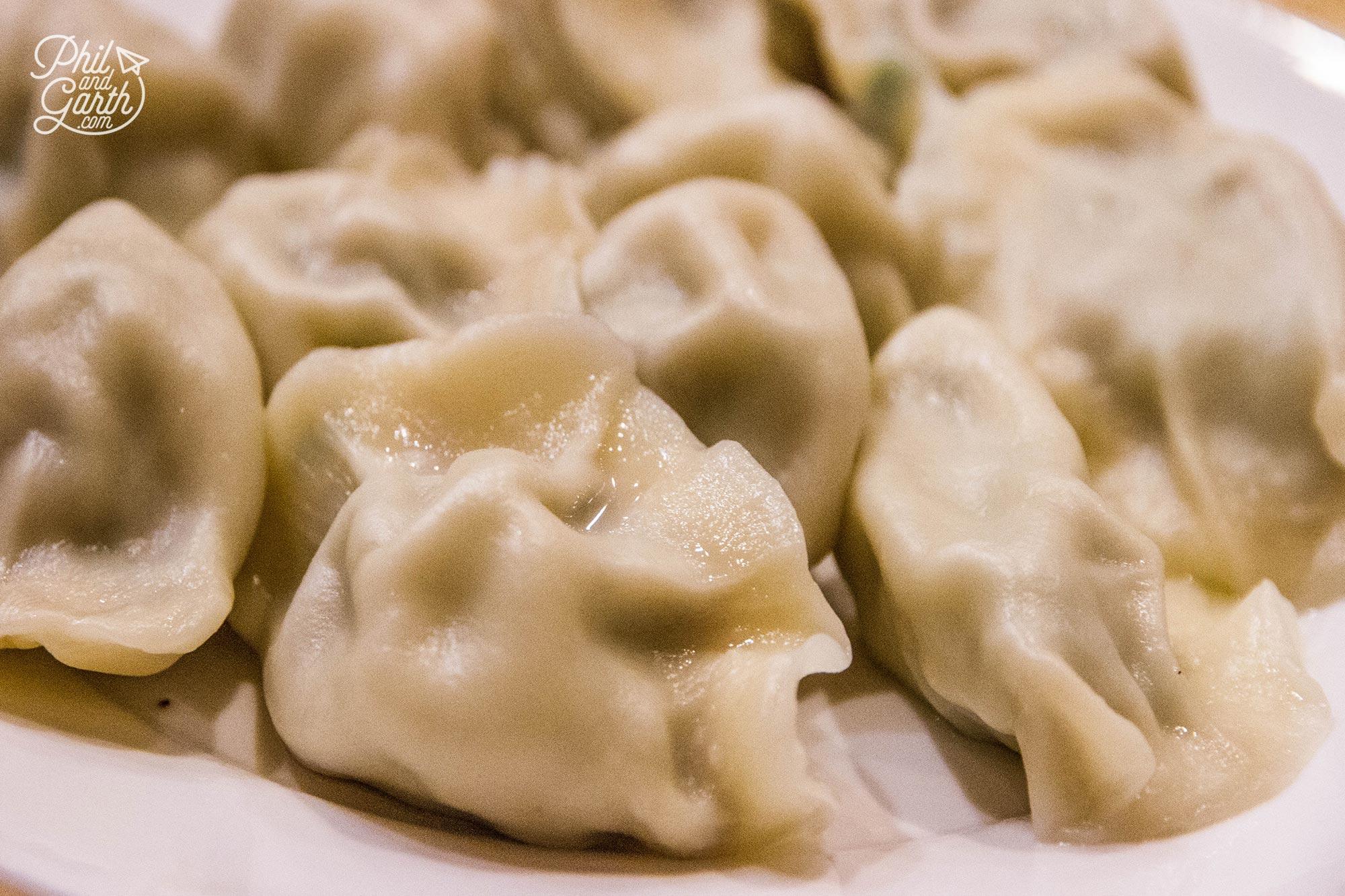 Hong Kong has some of the world's best dim sum restaurants