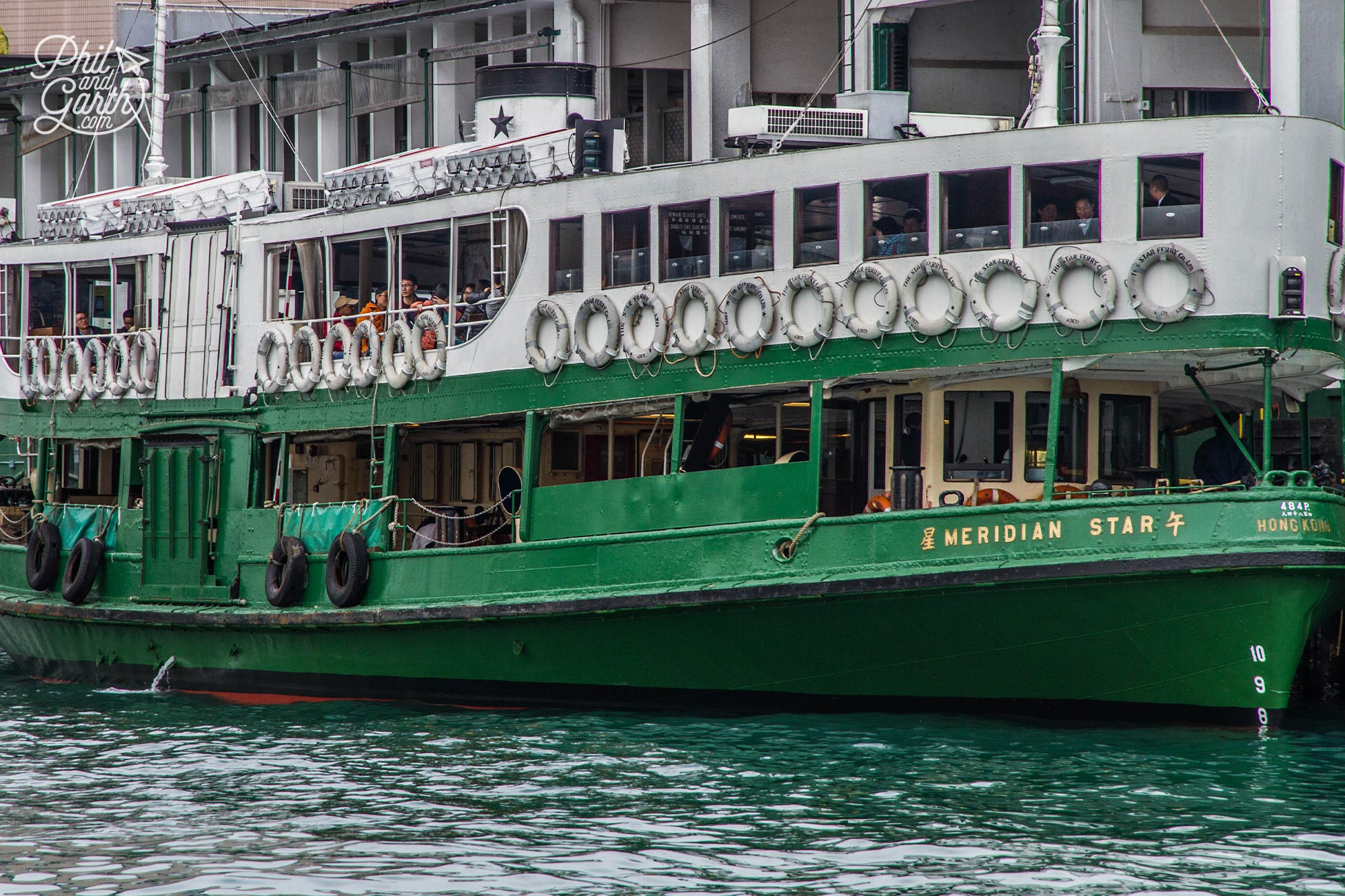 The Meridian Star ferry