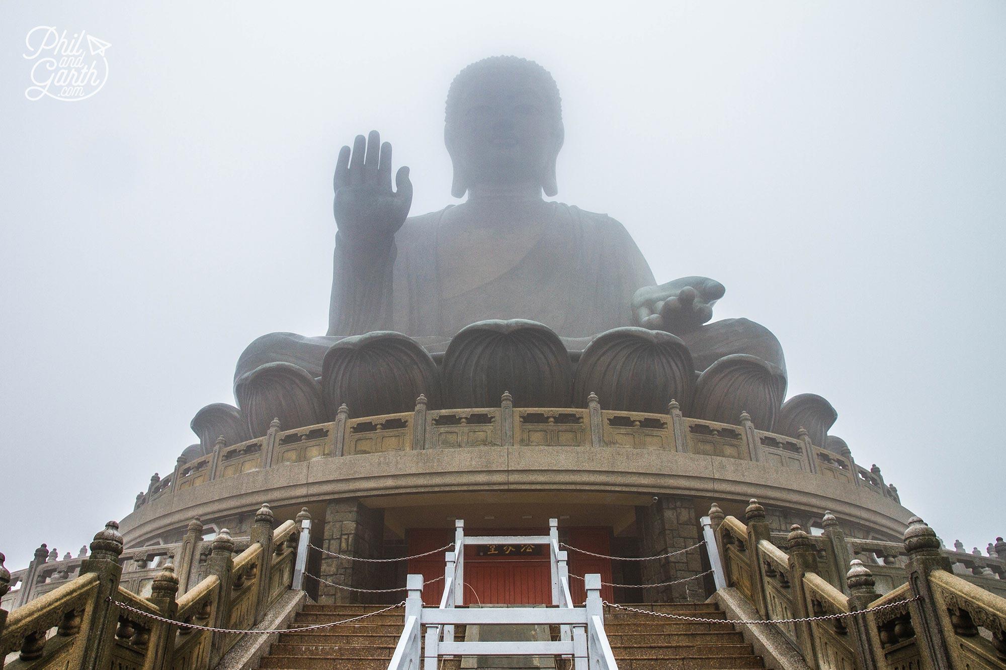 The Tian Tan Buddha
