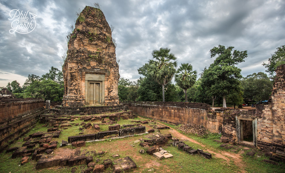 Pre Rup revealed in the light