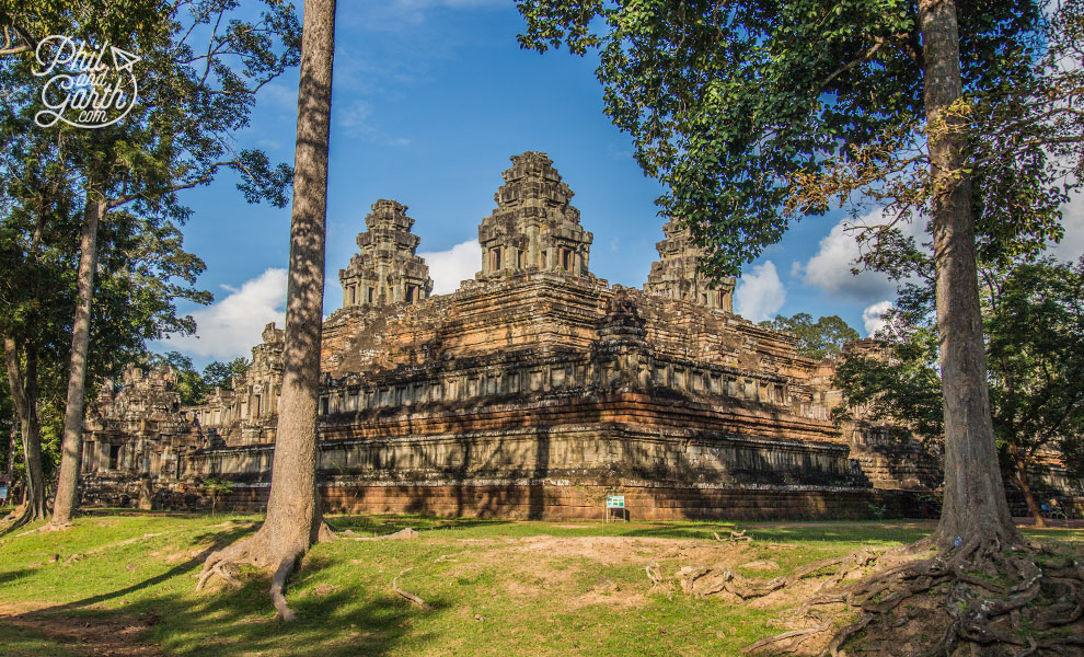 Ta Keo - Just one of the many temples inside the City of Angkor