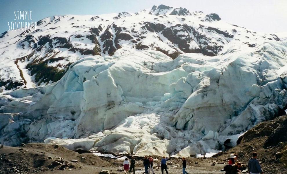 Alaska's Exit Glacier