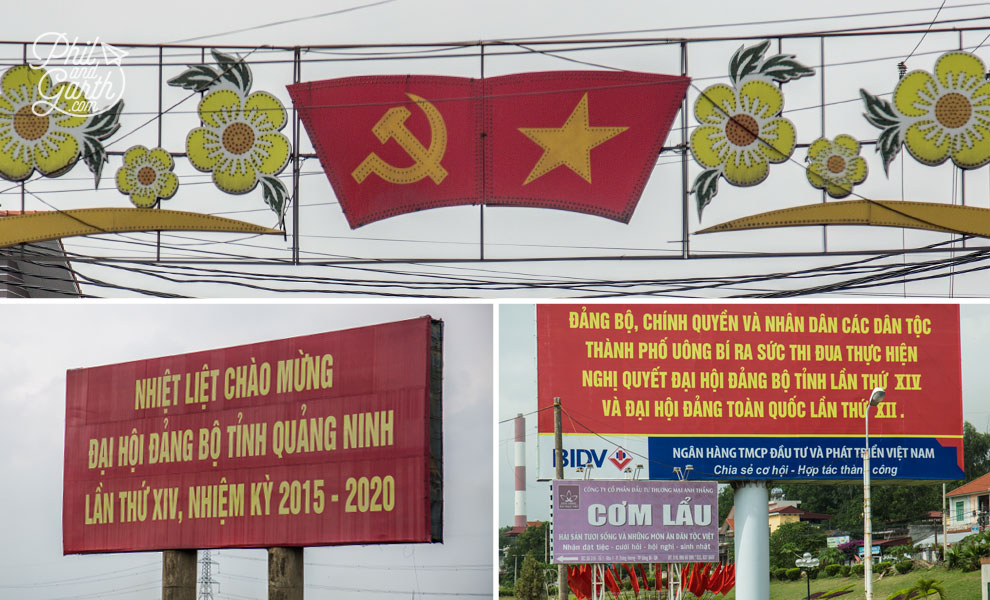 Vietnam's Communist Party signs