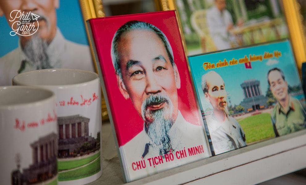 Ho Chi Minh souvenirs