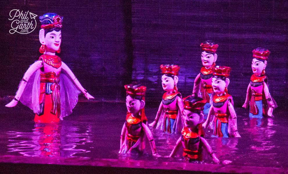 Vietnamese Water Puppet Theatre