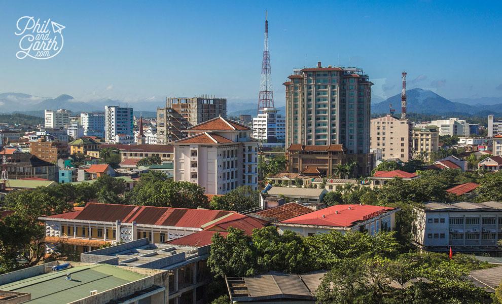 Skyline of Hue