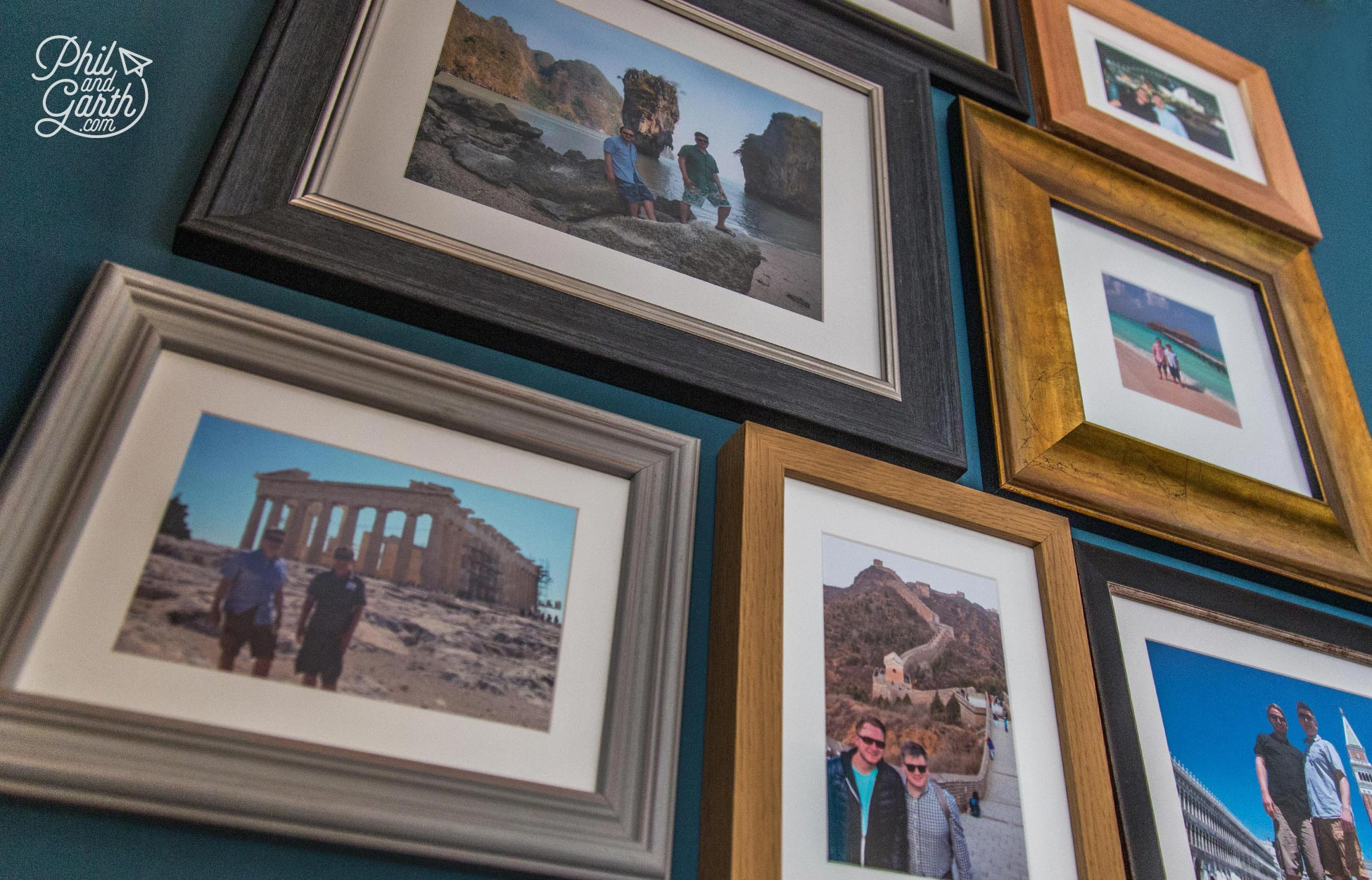 Our collection of photos at famous world landmarks