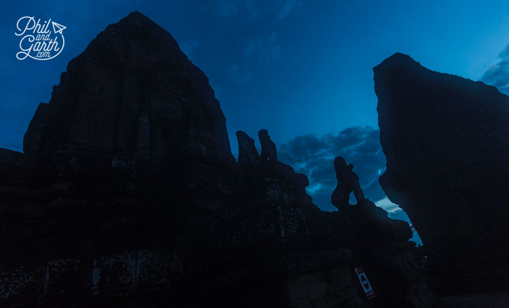 Pre Rup before the sunrise