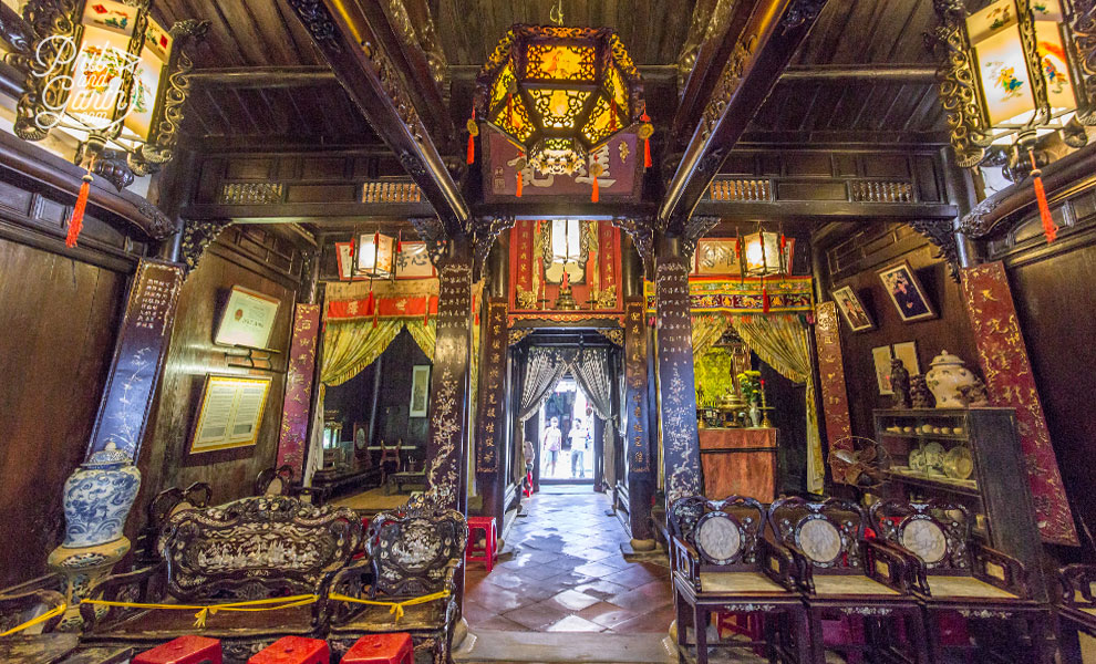 Tan Ky merchant house