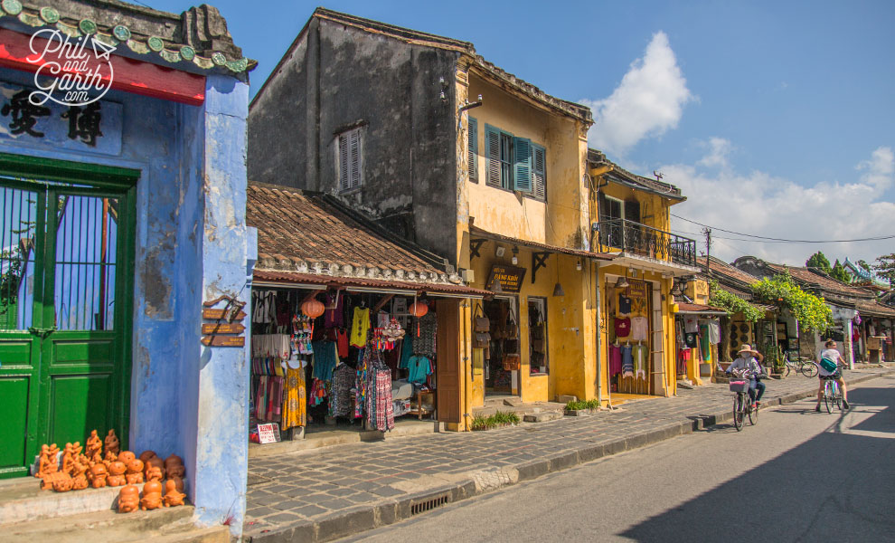 Hoi An shopping