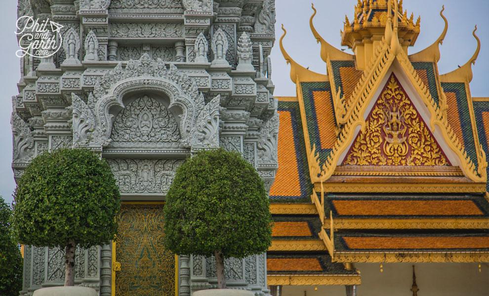 Stupa of HRH Princess Kantha Bopha