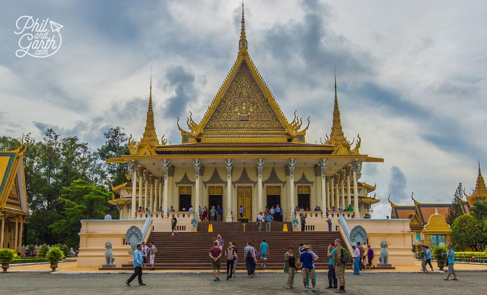 The Royal Throne Hall