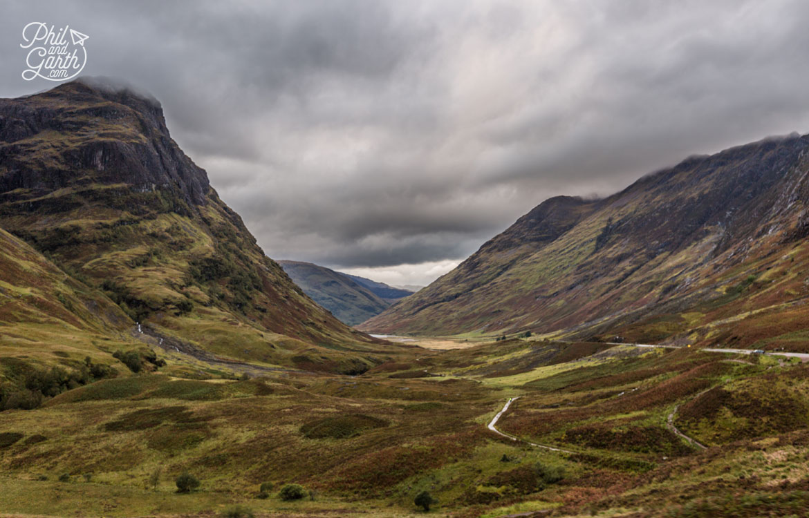 Our favourite part of the Scottish Highlands, just breathtaking scenery.