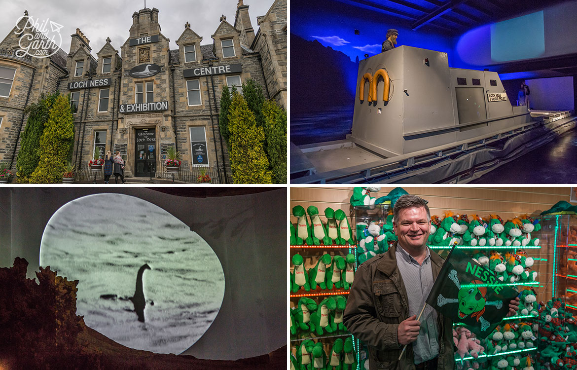 The Loch Ness Centre and Exhibition
