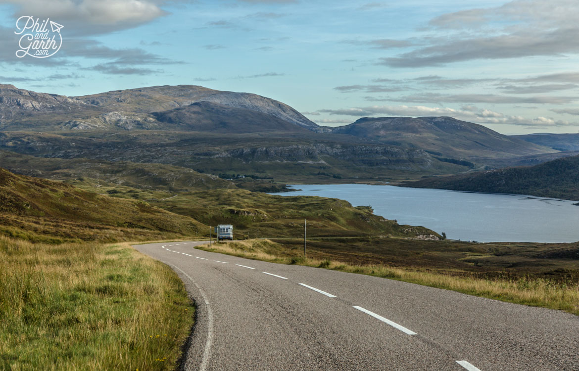 Scottish Highlands in 7 Days - Lochs are everywhere!