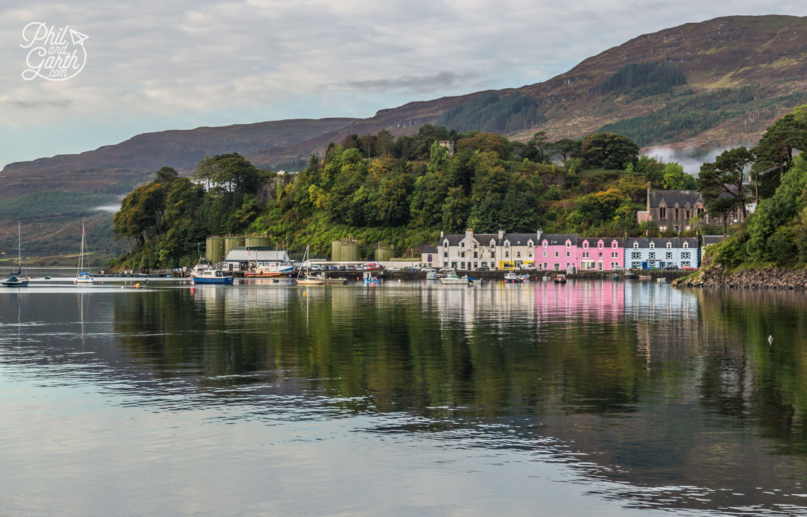 Scottish Highlands in 7 Days - Portree, Isle of Skye
