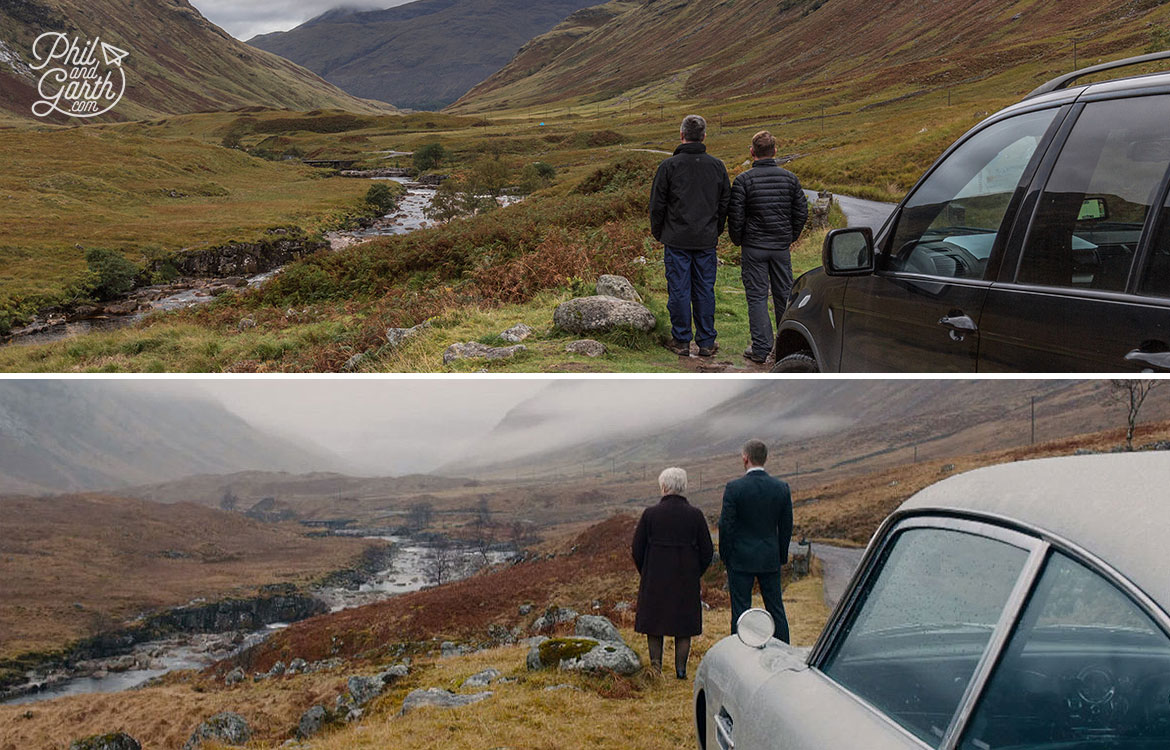 Skyfall Phil and Garth style!