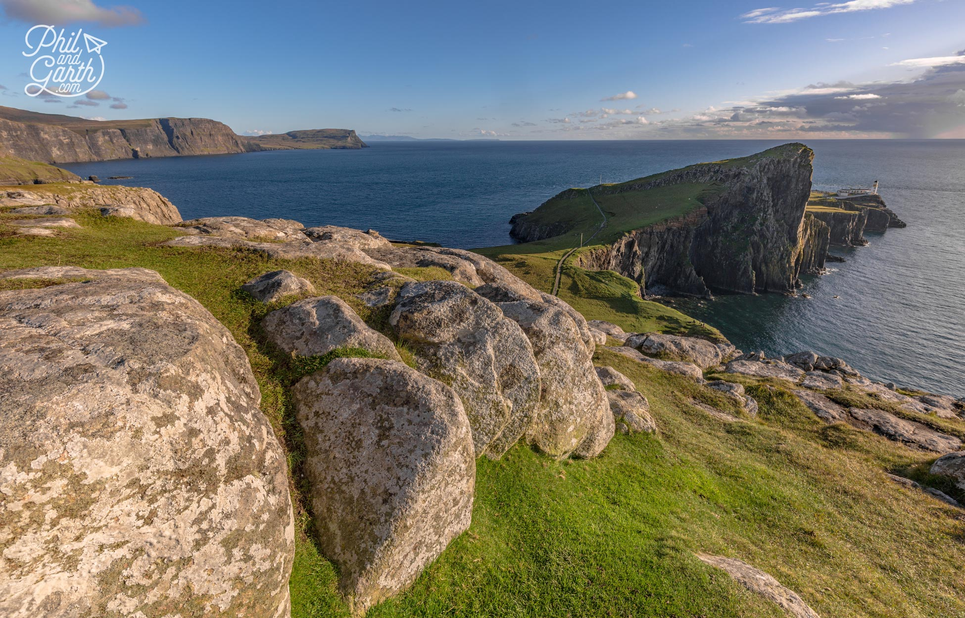 The rugged and wild beauty of Neist Point