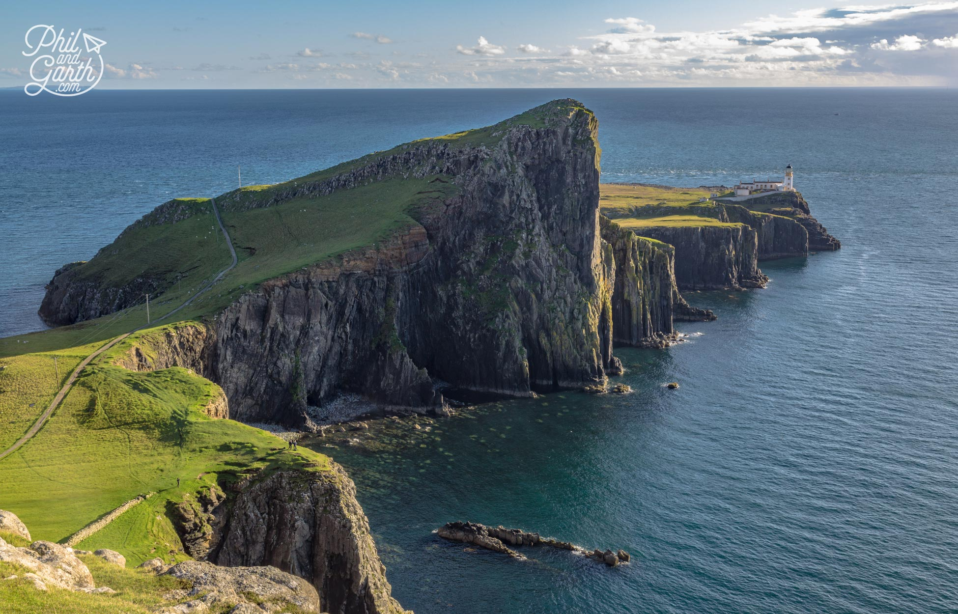Neist Point on the Isle of Skye