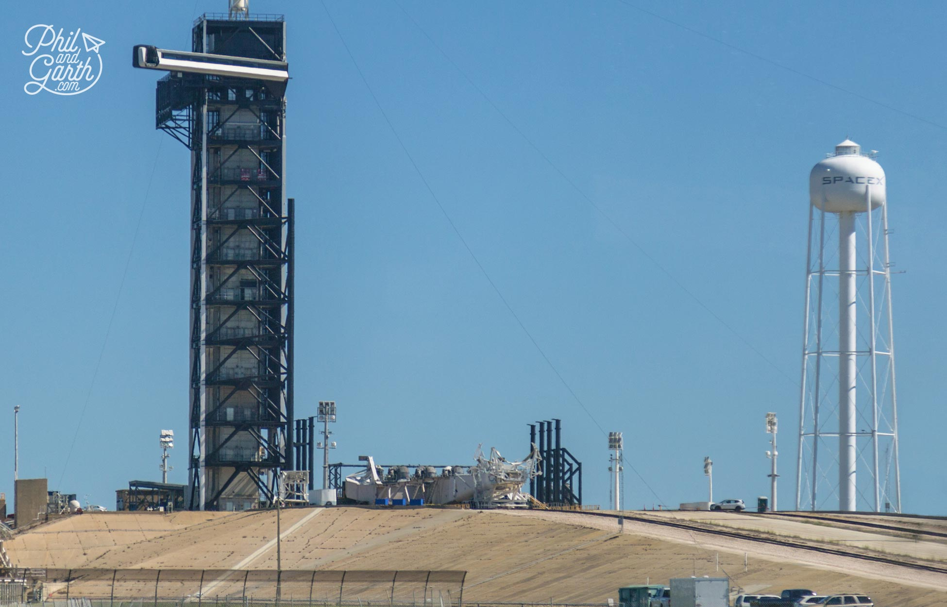 Launch pad 39A is currently leased by SpaceX