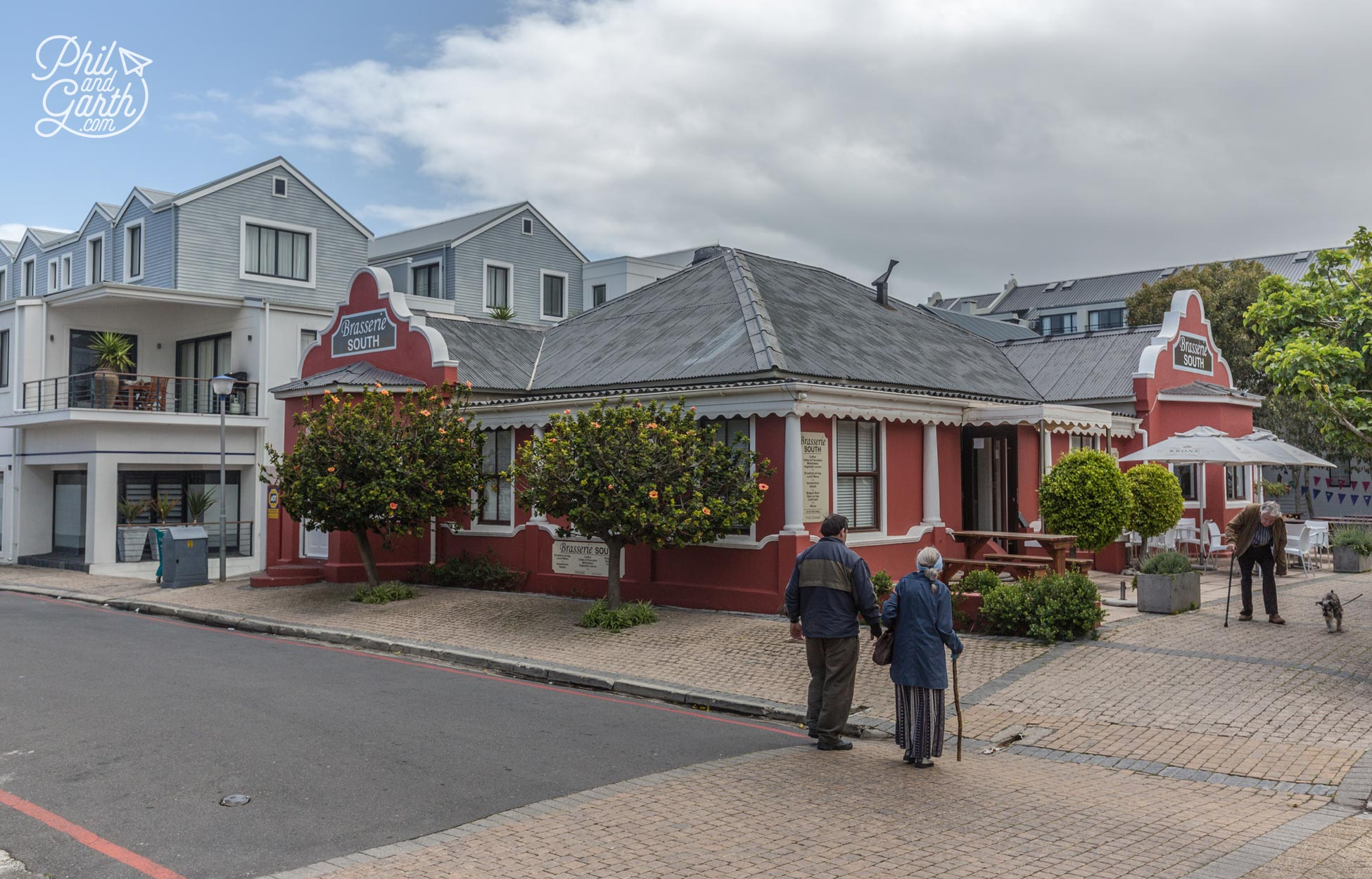 Hermanus town centre