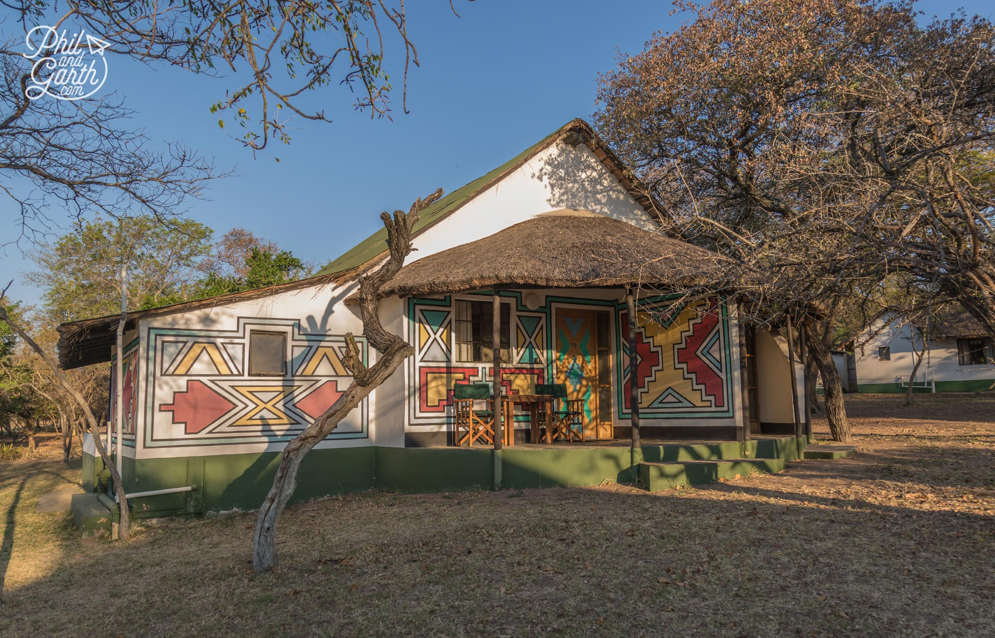 Our lodge accommodation at Timbavati Safari Lodge