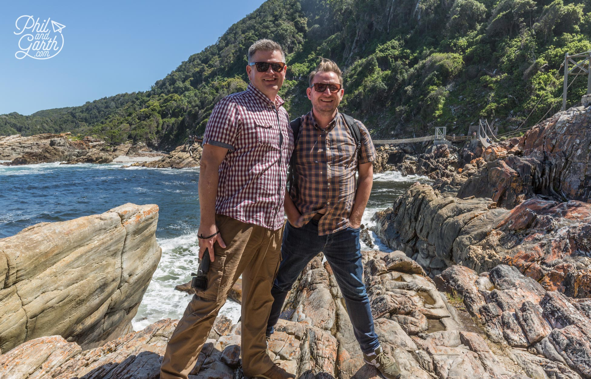 Phil and Garth's Top 5 Garden Route Tips
