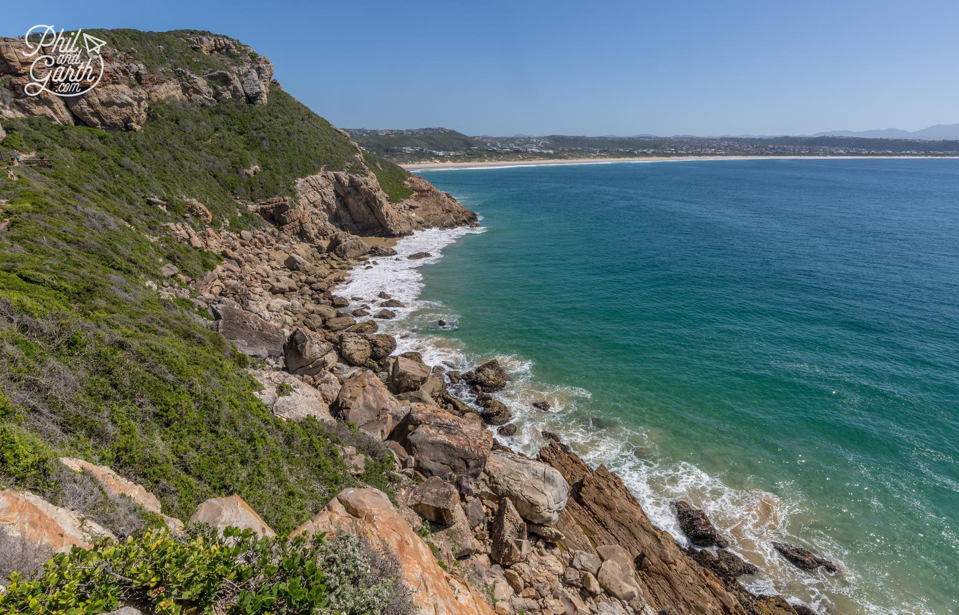 Just one of the many gorgeous views at the Robberg Nature Reserve