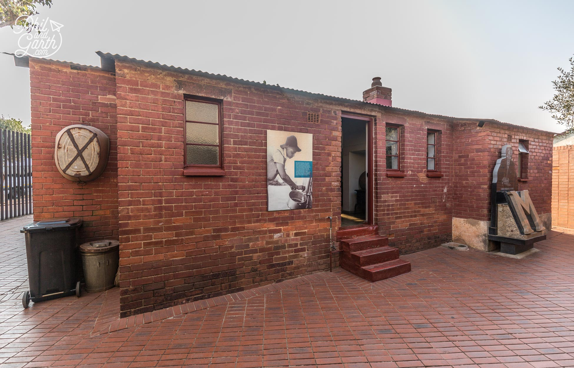 The Mandela House Museum