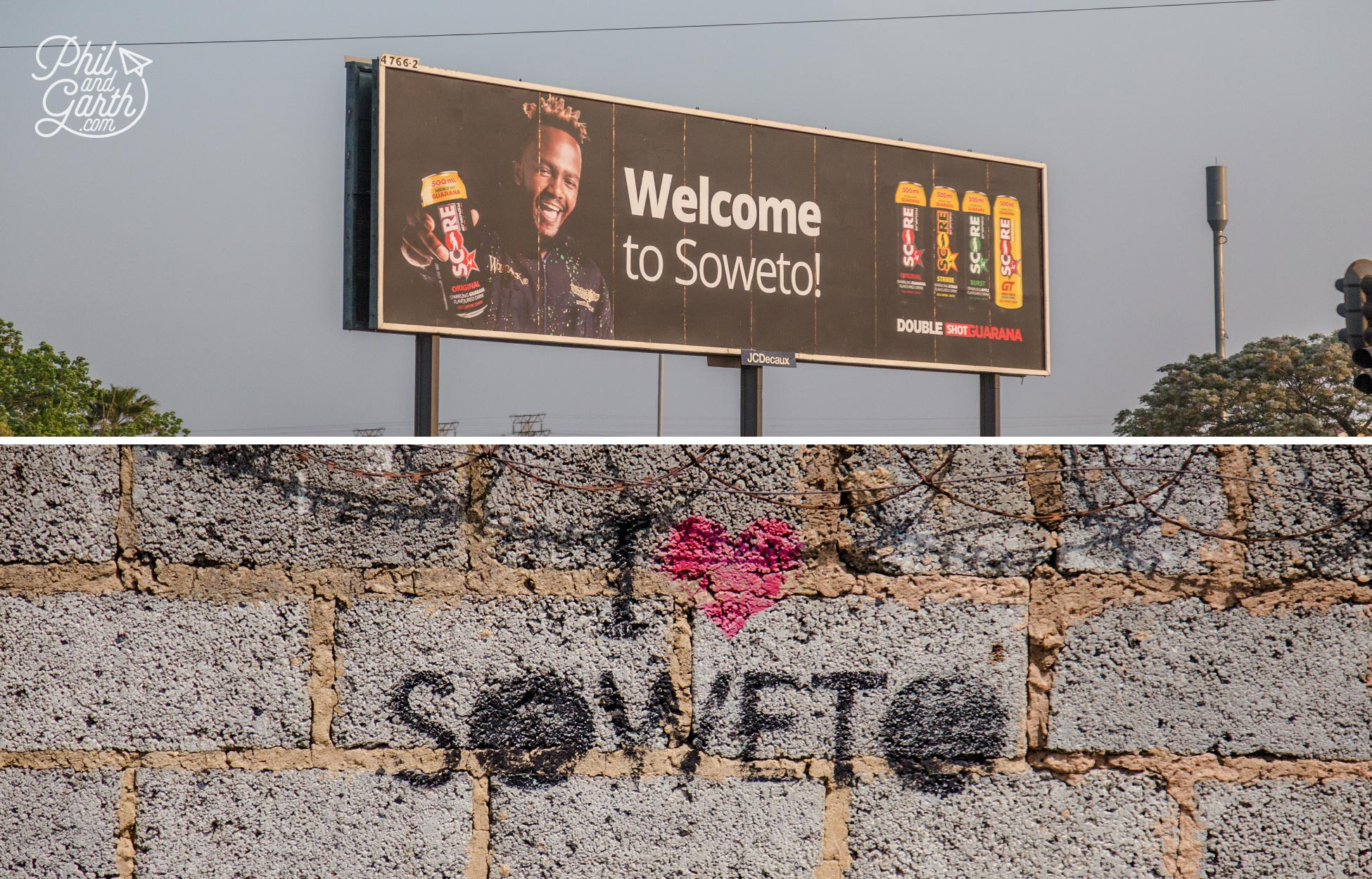 Welcome to Soweto!