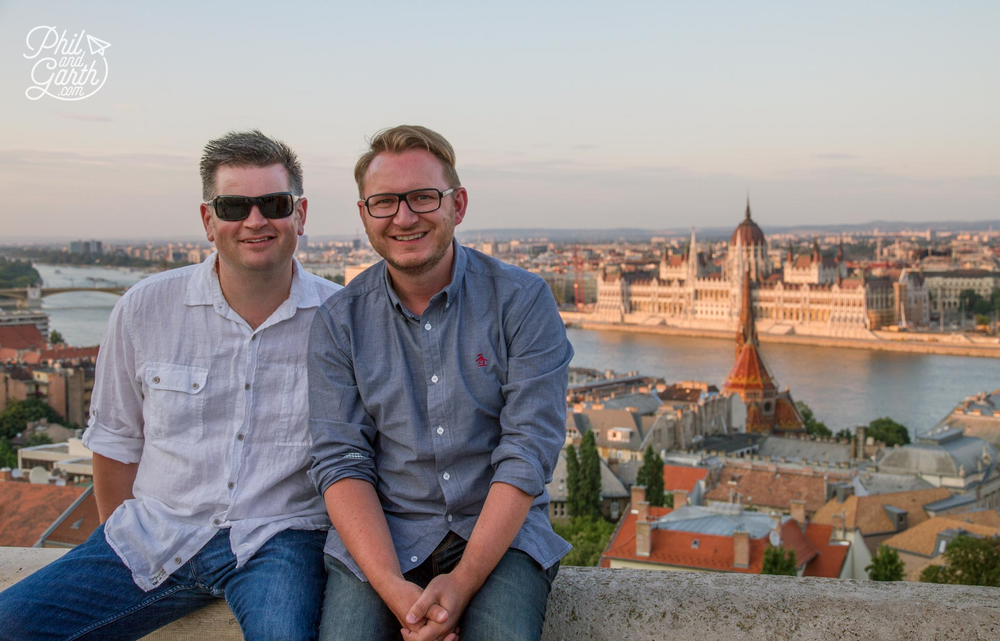 Phil and Garth's Top 5 Budapest Tips