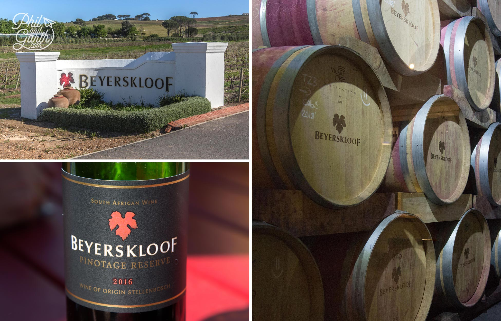 Beyerskloof wine estate
