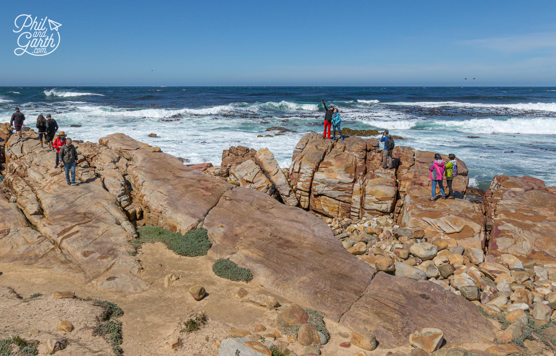 The Cape of Good Hope - The most south westerly point of Africa