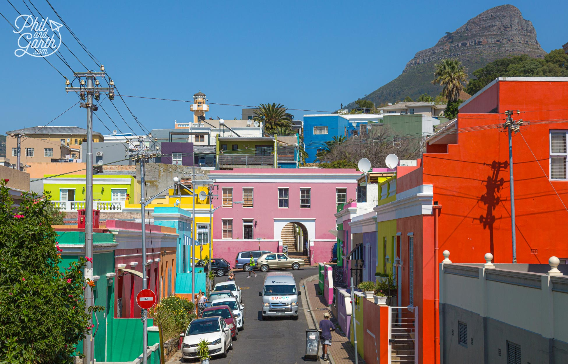 Bo-Kaap neighbourhood of Cape Town