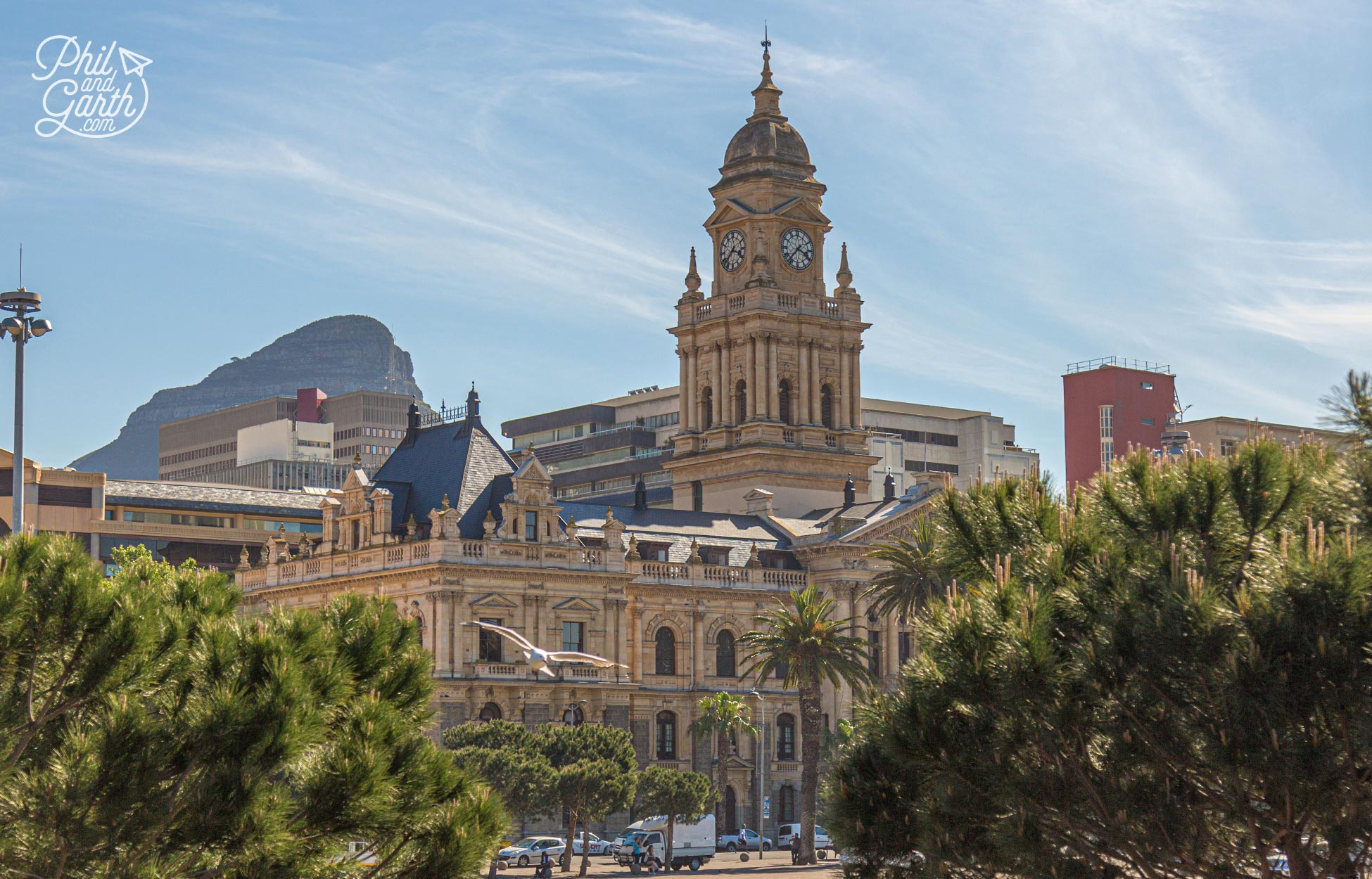 The Cape Town City Hall