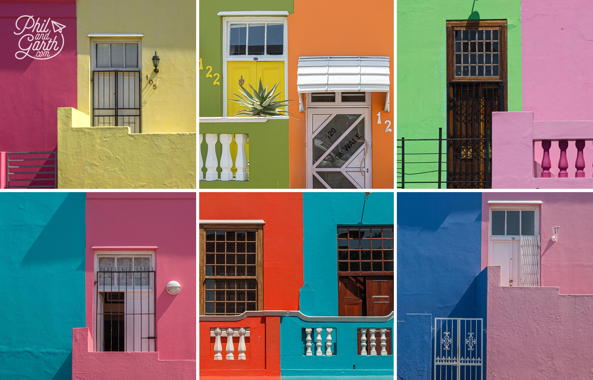 Bo-Kaap has to be the most Instagrammable spot of Cape Town