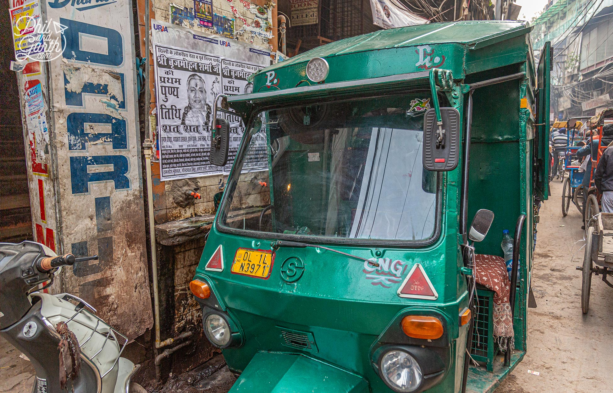 Chandi Chowk market is closed on Sundays