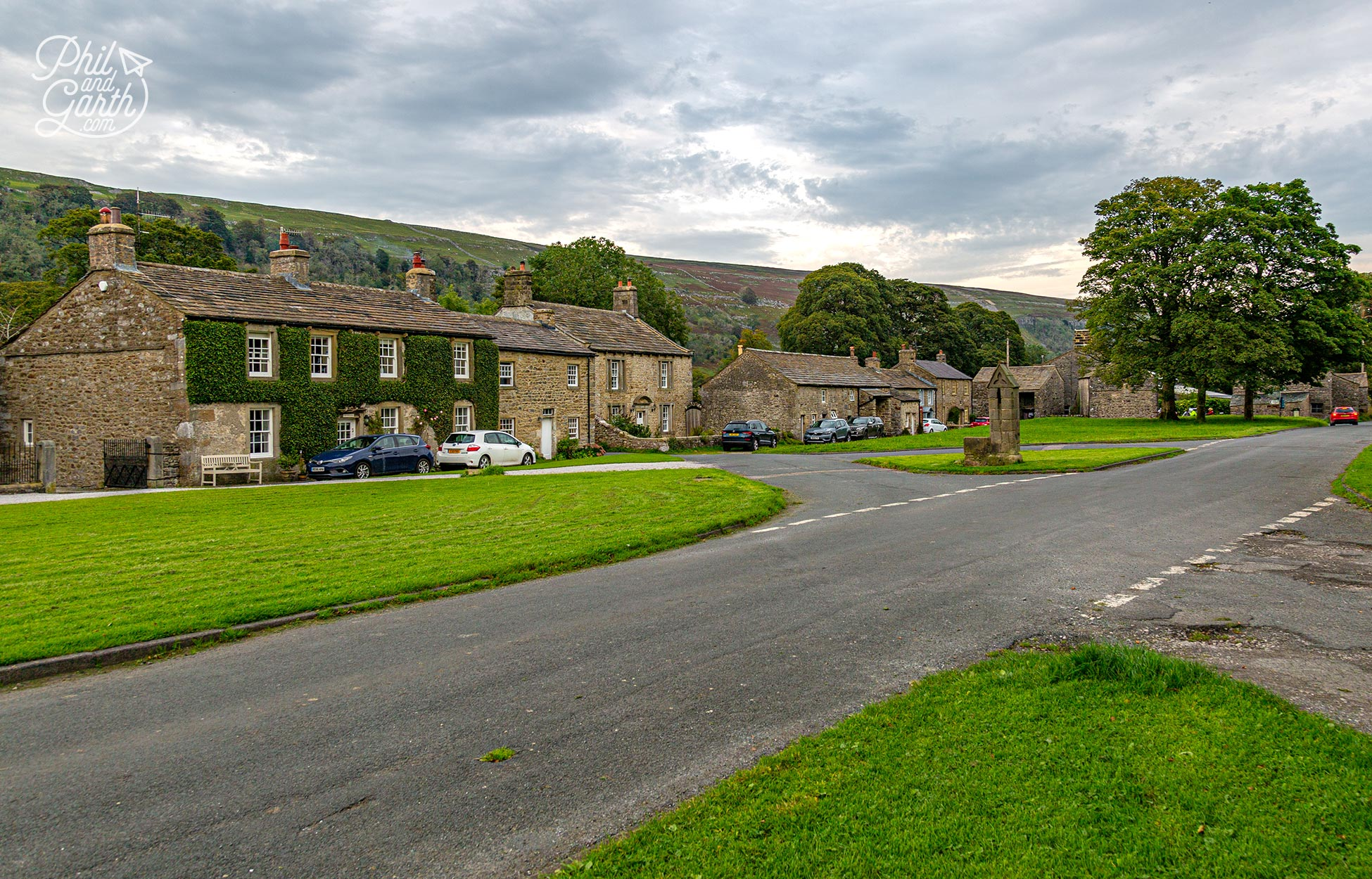 Arncliffe - one of the nicest Yorkshire Dales villages