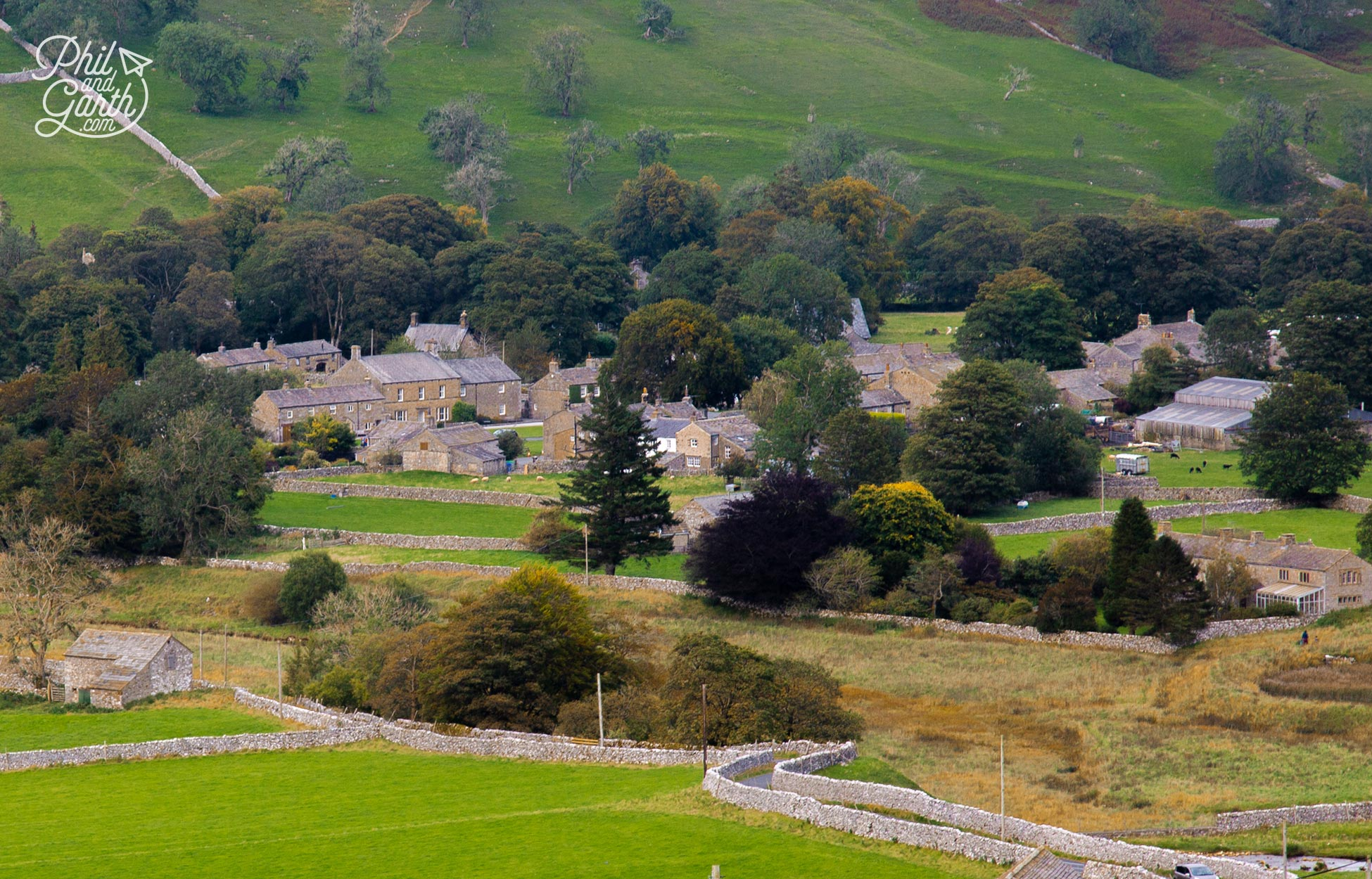 Arncliffe was the original filming location for ITV's Emmerdale Farm tv drama