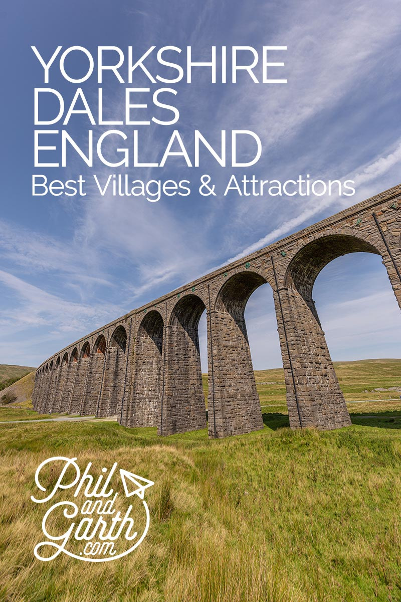 Yorkshire Dales, England Travel Guide to Villages and Attractions