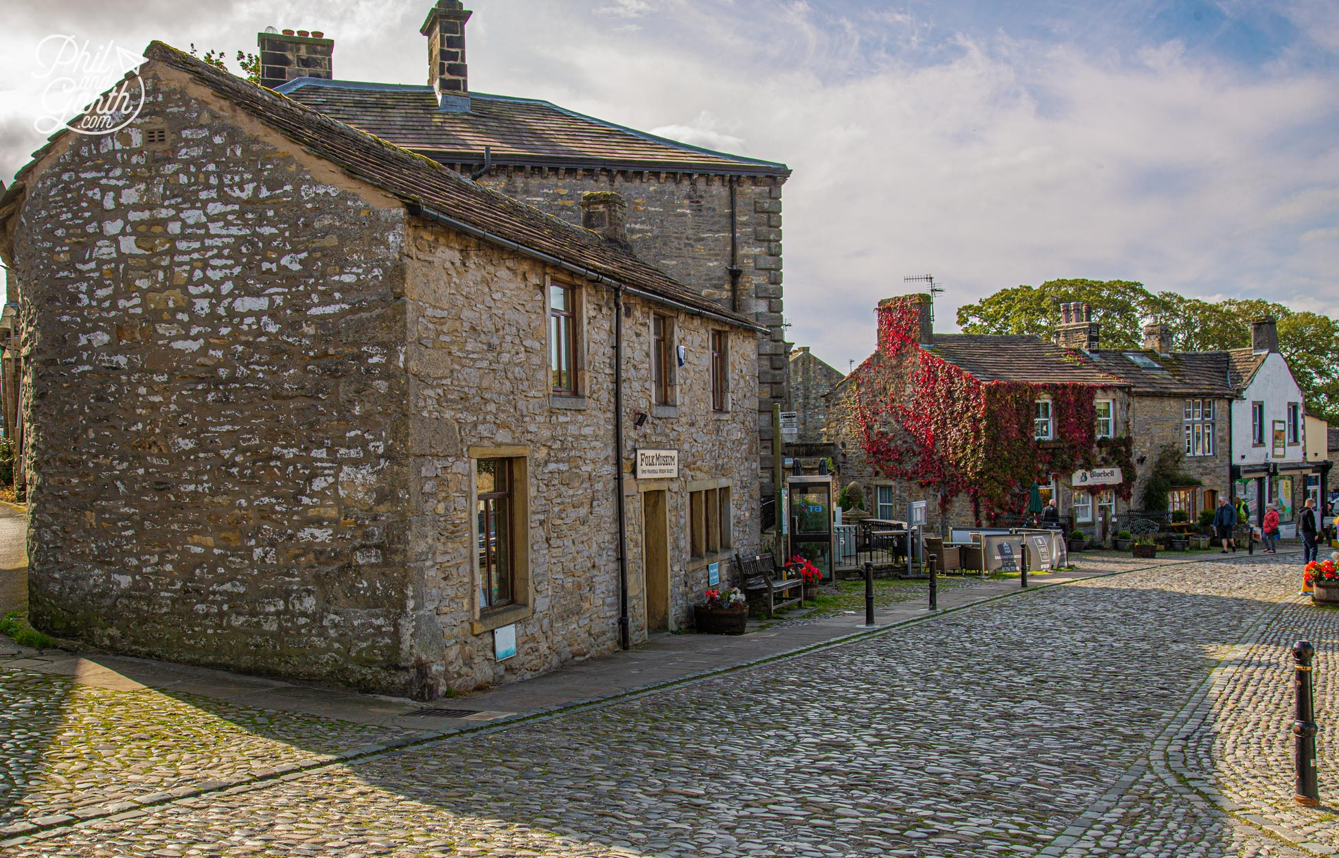 Grassington was used as the filming location for Channel 5's reboot of All Creatures Great and Small