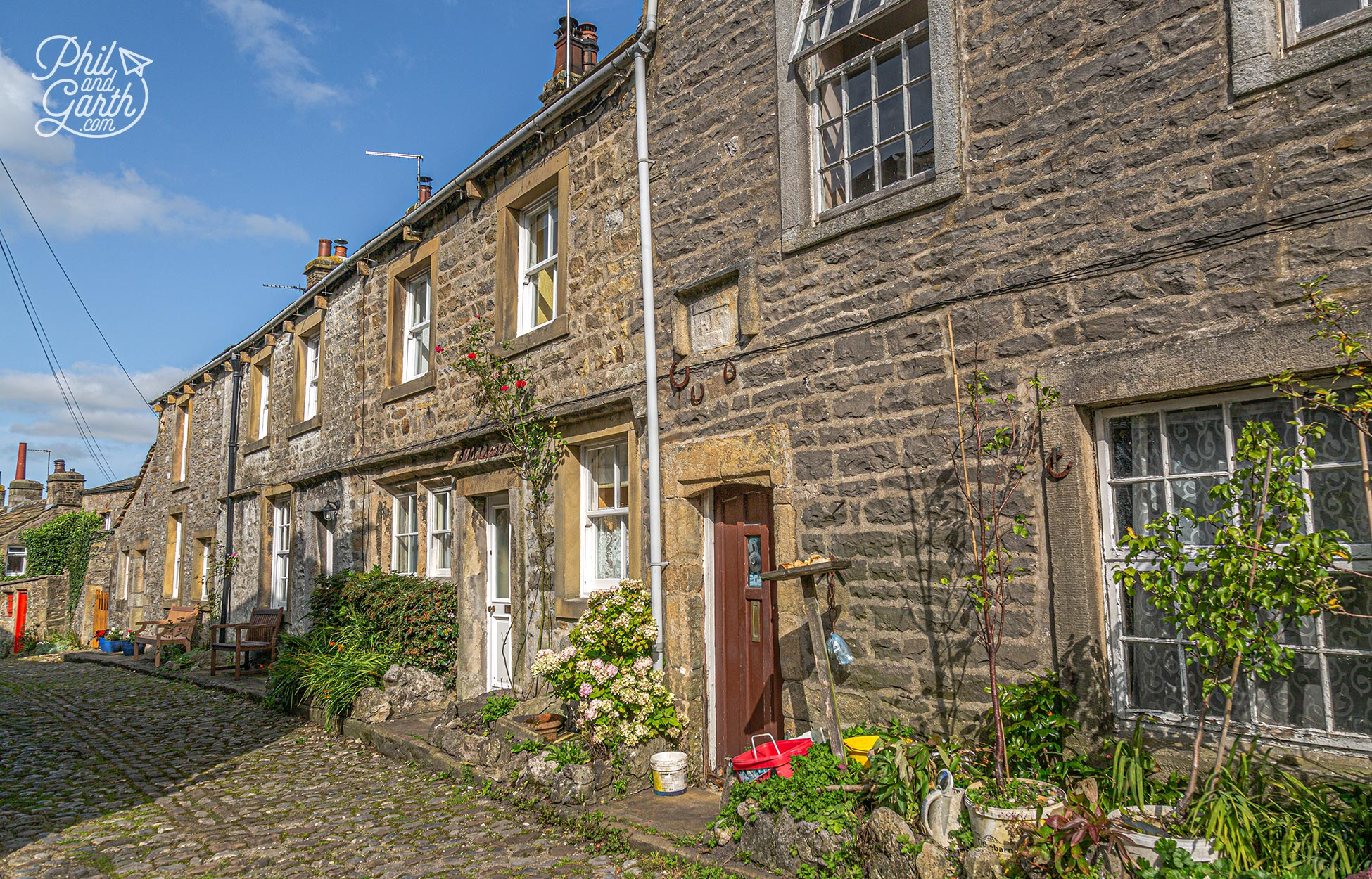 Step back in time in Grassington